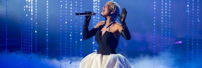 Rita Ora, 87th Academy Awards, Disney–ABC Television Group