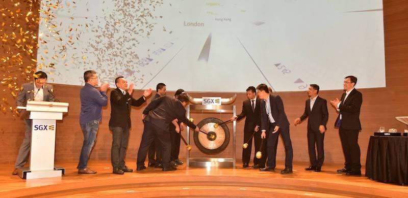 Unusual/mm2 Asia team, SGX IPO