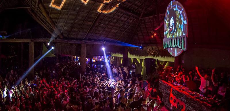 The BPM Festival 2017, Circo Loco, Playa del Carmen, Mexico