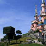 Sleeping Beauty Castle, Disneyland Paris, Electroland