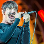 Anthony Kiedis, Red Hot Chili Peppers, 2016 tour, Kilimanjaro Live, Deutsche Entertainment AG (DEAG)