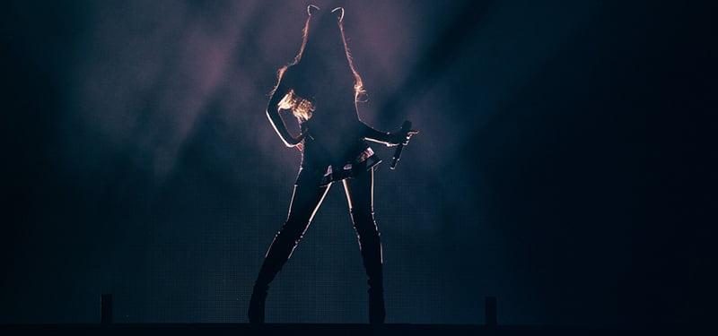 Ariana Grande, Oslo Spektrum 2015, Kim Erlandsen, NRK P3