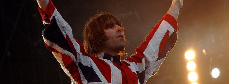 Liam Gallagher, Beady Eye, Isle of Wight Festival 2011, Anthony Abbott