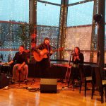 Singer-songwriter Stephanie Rainey performs at Music Cork's launch at Cork Opera House in February