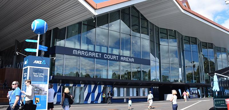 Margaret Court Arena, Tourism Victoria