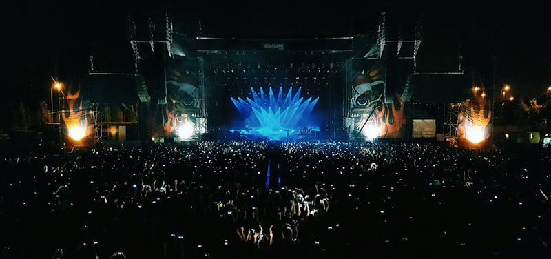 Download Madrid 2017, Live Nation Spain