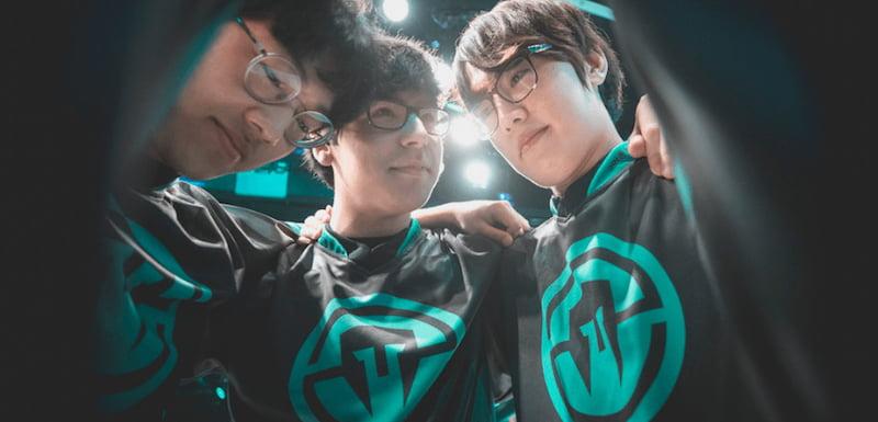 Immortals League of Legends team, NA LCS, March 2017