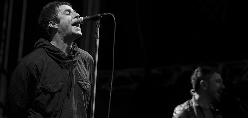 Liam Gallagher, Bergenfest 2017, Norway, Jarle Hovda Moe
