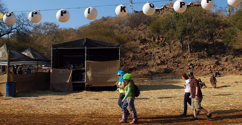 OppiKoppi 2011, Hilltop Live, South African Festival Economic Impact Calculator (SAFEIC)
