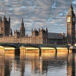 British parliament, London, UK general election 2017