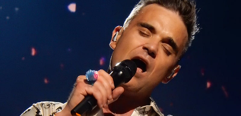 Robbie Williams, Roundhouse, London, Apple Music Festival 2016, Drew de F Fawkes, Gotickets
