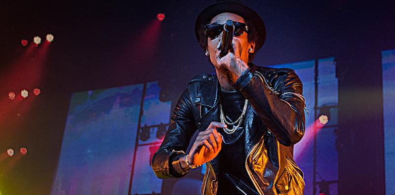 Wiz Khalifa, Budweiser Gardens, London, Ontario, Paciolan
