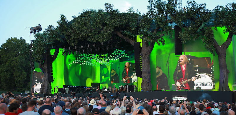BST Hyde Park 2017, Tom Petty and the Heartbreakers, Loudsound, AEG Presents