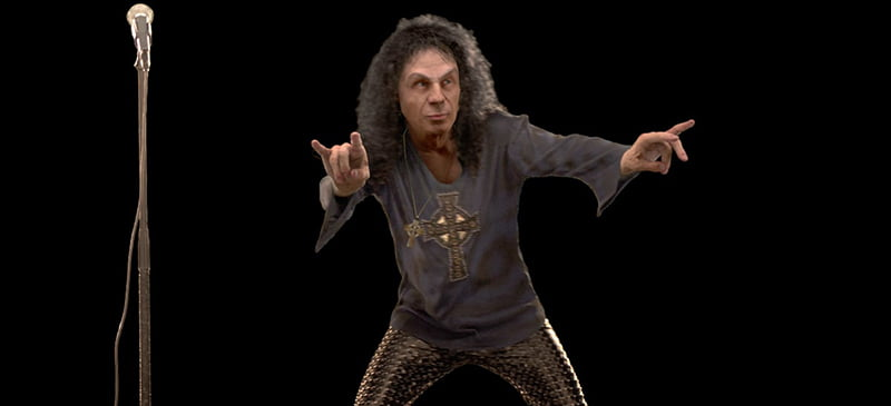 Ronnie James Dio hologram, Wacken Open Air 2016, Eyellusion, Dio Returns tour