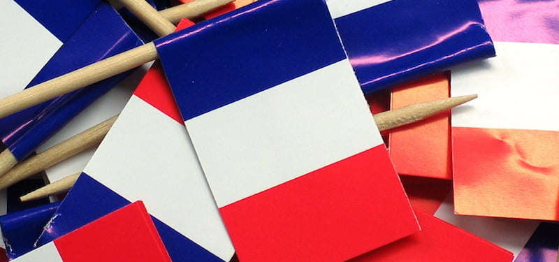 French flags, KRiemer/Pixabay, AMA