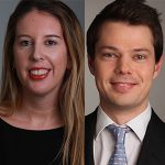 Hayley Brady, James Balfour, Herbert Smith Freehills
