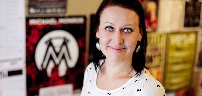 Heidi Aho, managing director, Fullsteam Agency, Rähinä Live