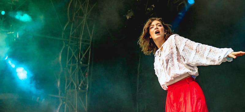 Lorde, OpenAir St Gallen 2017