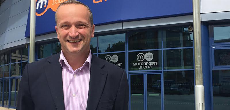 Martin Ingham, NAA, E3S