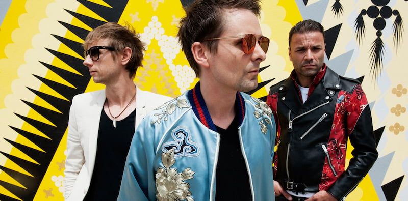 Muse, Jeff Forney/Warner Bros Records