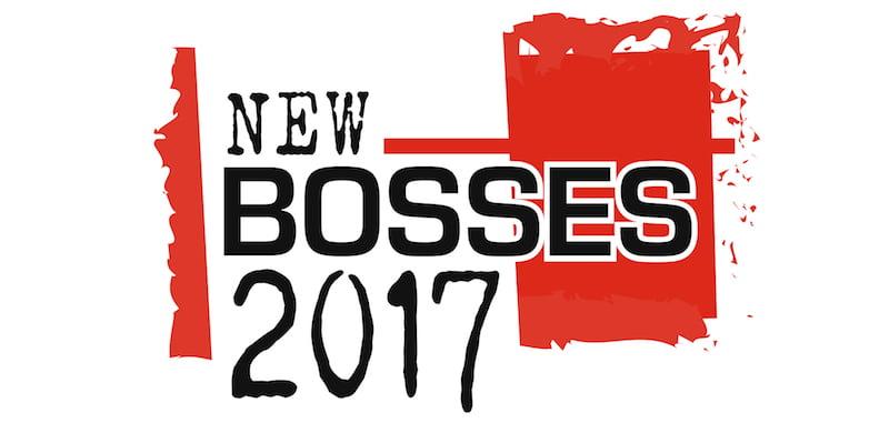 New Bosses 2017 logo