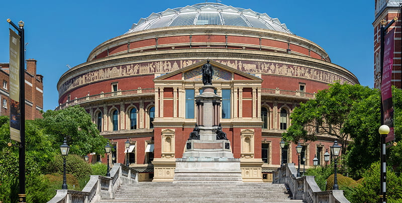 Royal Albert Hall, London, Young Producers, David Iliff