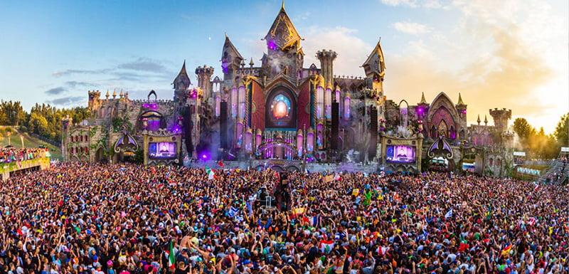 Tomorrowland 2016, Julian Dael, CPP
