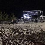 Fyre Festival 2017 main stage, Grand Exuma, Bahamas, Fyre Festival LLC