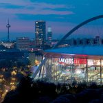 Lanxess Arena in Cologne