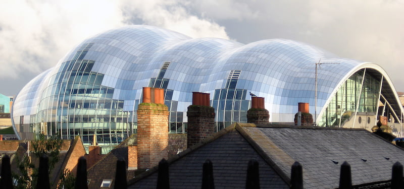 Sage Gateshead, Newcastle, Intangible Arts, Arts Council England