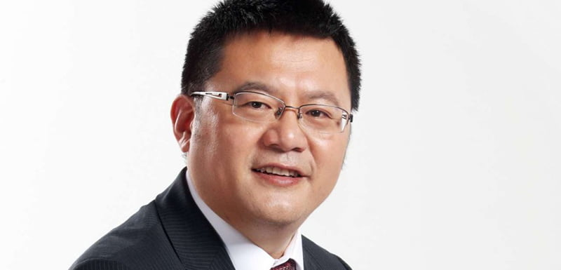 Yu Yongfu, Alibaba Pictures Group