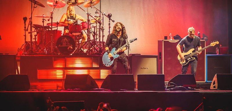 Lollapalooza Berlin 2017, Foo Fighters