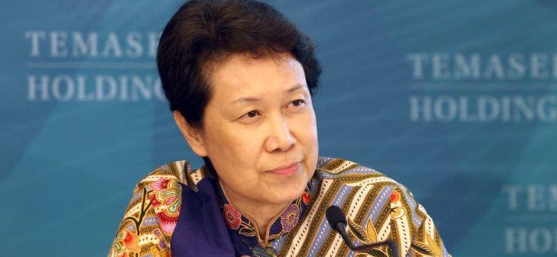 Ho Ching, Temasek Holdings