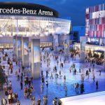 Mercedes Platz, Berlin Music Hall, Mercedes-Benz Arena, AEG, Germany, Paul Cheetham