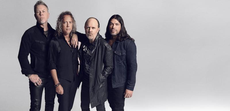 Metallica, K2 Agency, Factory Music
