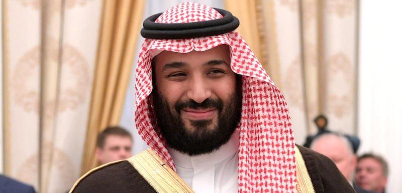 Mohammad bin Salman, crown prince of Saudi Arabia