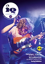 IQ Magazine - Issue 74 cover