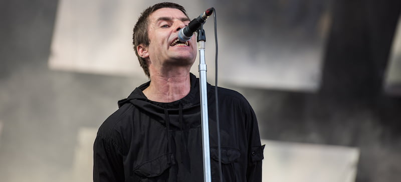 Liam Gallagher, Rock im Park 2017, Stefan Brending