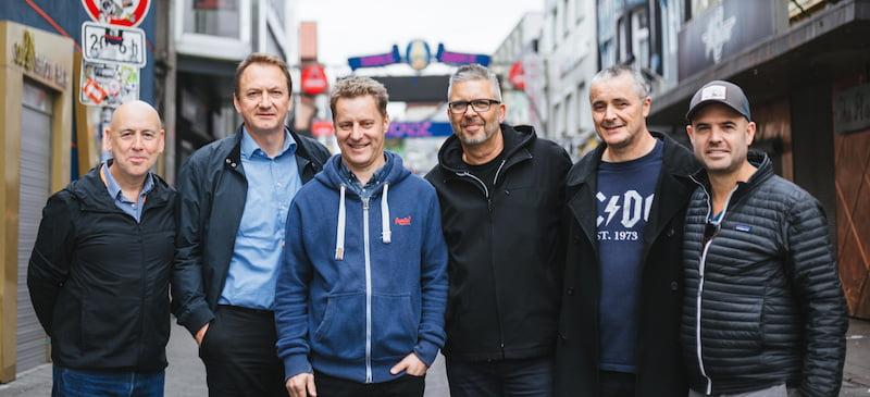 Umbrella Artist Productions launch, Reeperbahn Festival 2017