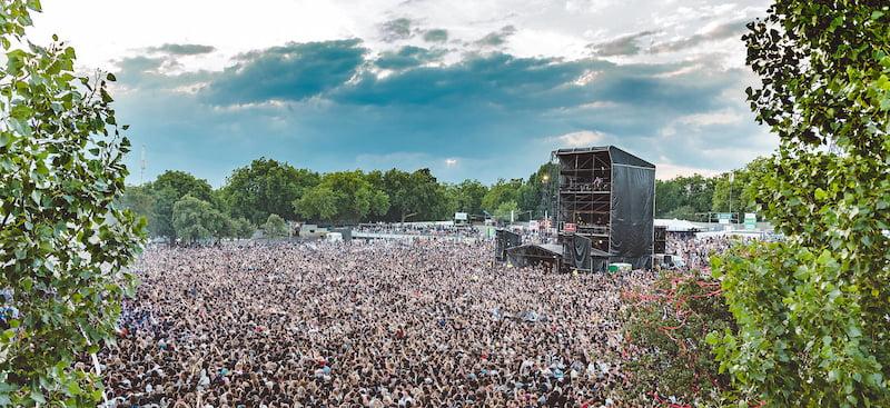 The Weeknd, Wireless 2017, Finsbury Park, Festival Republic, James Bridle