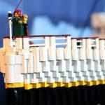 Travelling Bricks, World Touring exhibitions