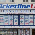 Ticketline UK, Cardiff