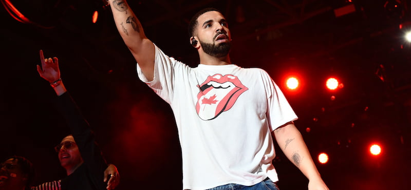 Drake made a surprise appearance at the 2017 Canada Day concert in his hometown of Toronoto