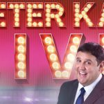 Peter Kay Live poster
