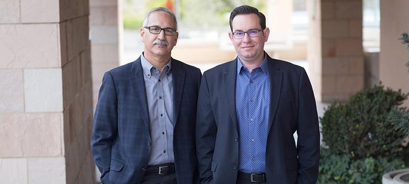 Jeff Apregan, Andrew Prince, Venue Coalition