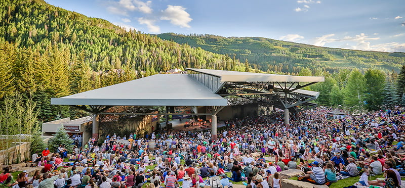 Gerald R. Ford Amphitheater, Vail, Colorado, Robert Randolf, Whistle Pig Vail