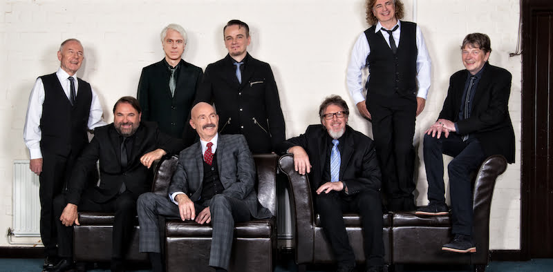 King Crimson, Paco Agency