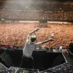 Armin van Buuren is one of thousands of artists who has thrilled fans at the Sportpaleis since its opening in 1933, Belgium, Benelux