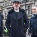 Scottish venue owners Andrew Fleming-Brown, Geoff Ellis and Mike Grieve