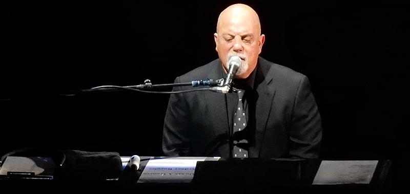 Billy Joel, Madison Square Garden, 15 April 2016